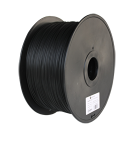 polyplus&trade-pla-black-3kg-285mm